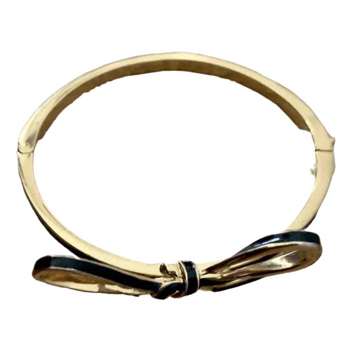 Kate Spade \N Gold Metal bracelet for Women \N