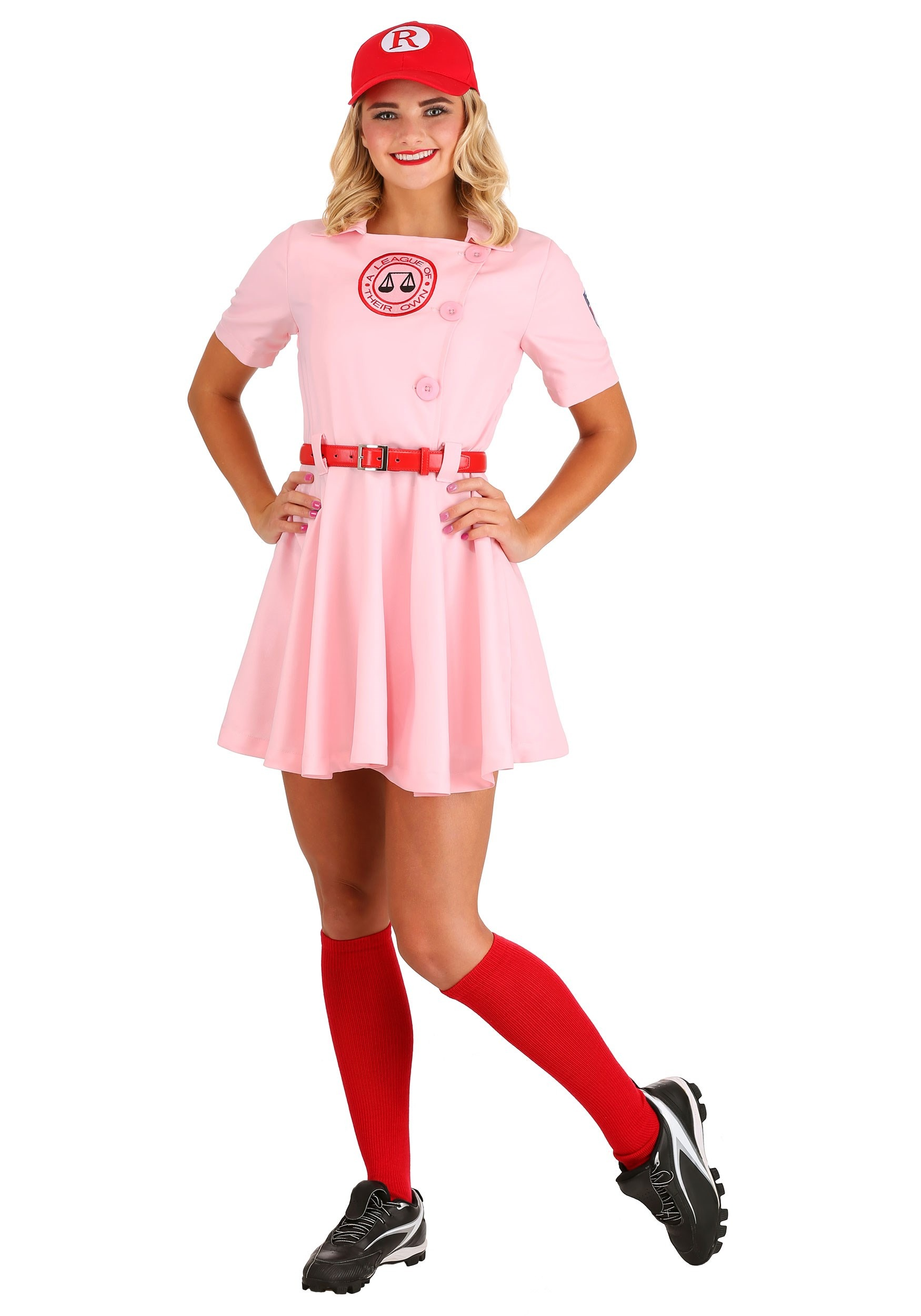 League of Their Own Luxury Dottie Adult Costume