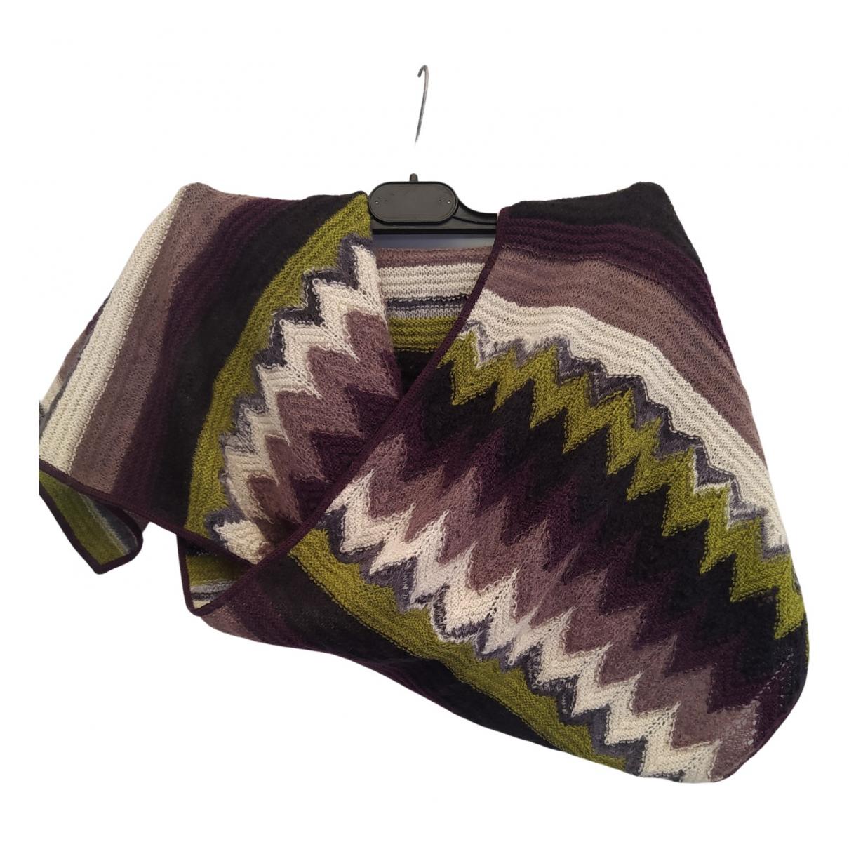 Missoni - Foulard   pour femme en laine