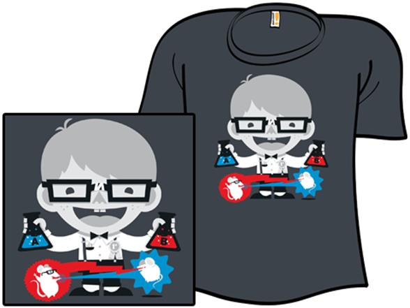 Science Fair Project T Shirt