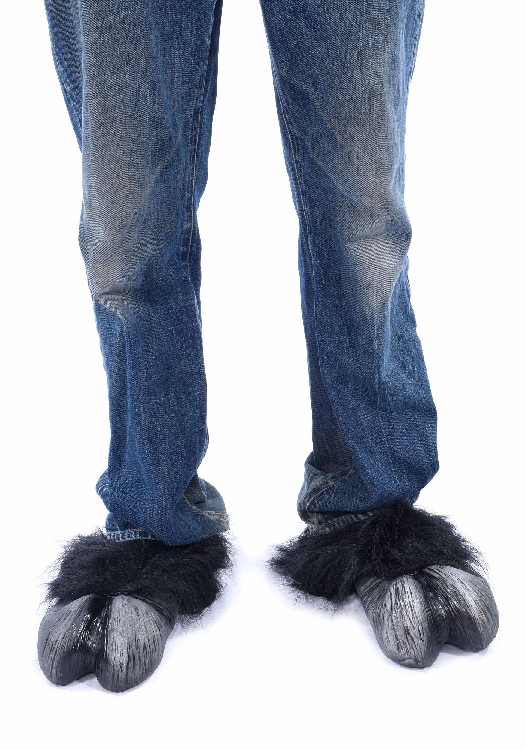 Adults Goat Feet