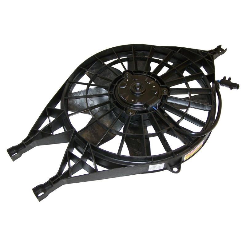 Crown Automotive 52030033AD Jeep Replacement Cooling Fan Module for Various Dodge Dakota & Durango Models Dodge