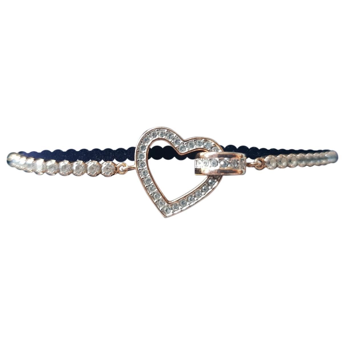 Swarovski \N Metal bracelet for Women \N