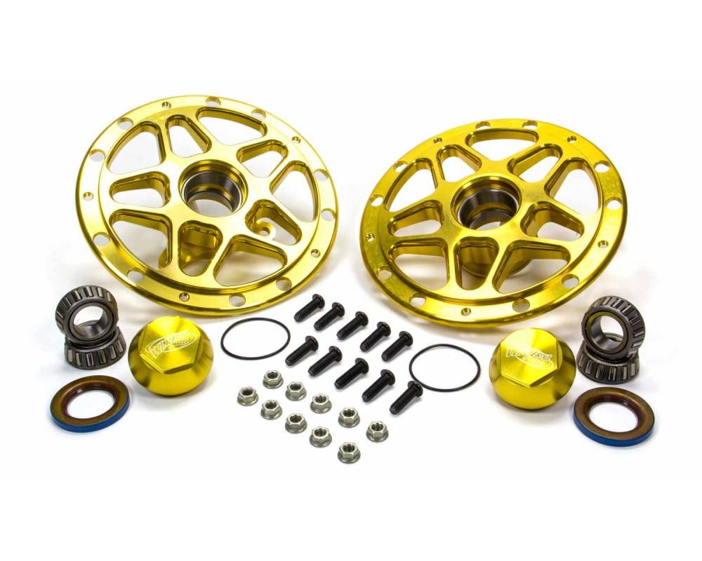 Winters 3980 Forged Aluminum Direct Mount Front Hub Kit