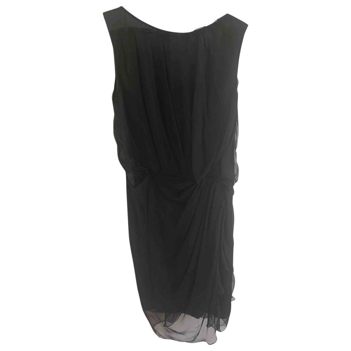 Chloé \N Black Silk dress for Women 40 FR