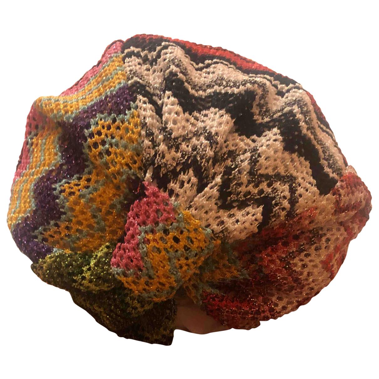Missoni \N Multicolour hat for Women S International