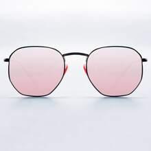 Gafas de sol con montura metalica