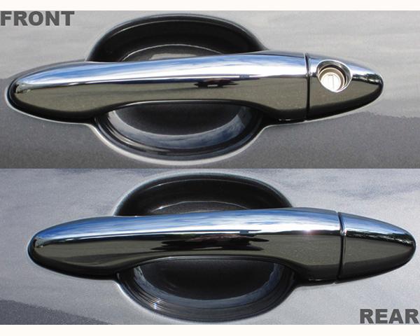 Quality Automotive Accessories ABS   Chrome Door Handle Cover Kit Kia Optima 2012