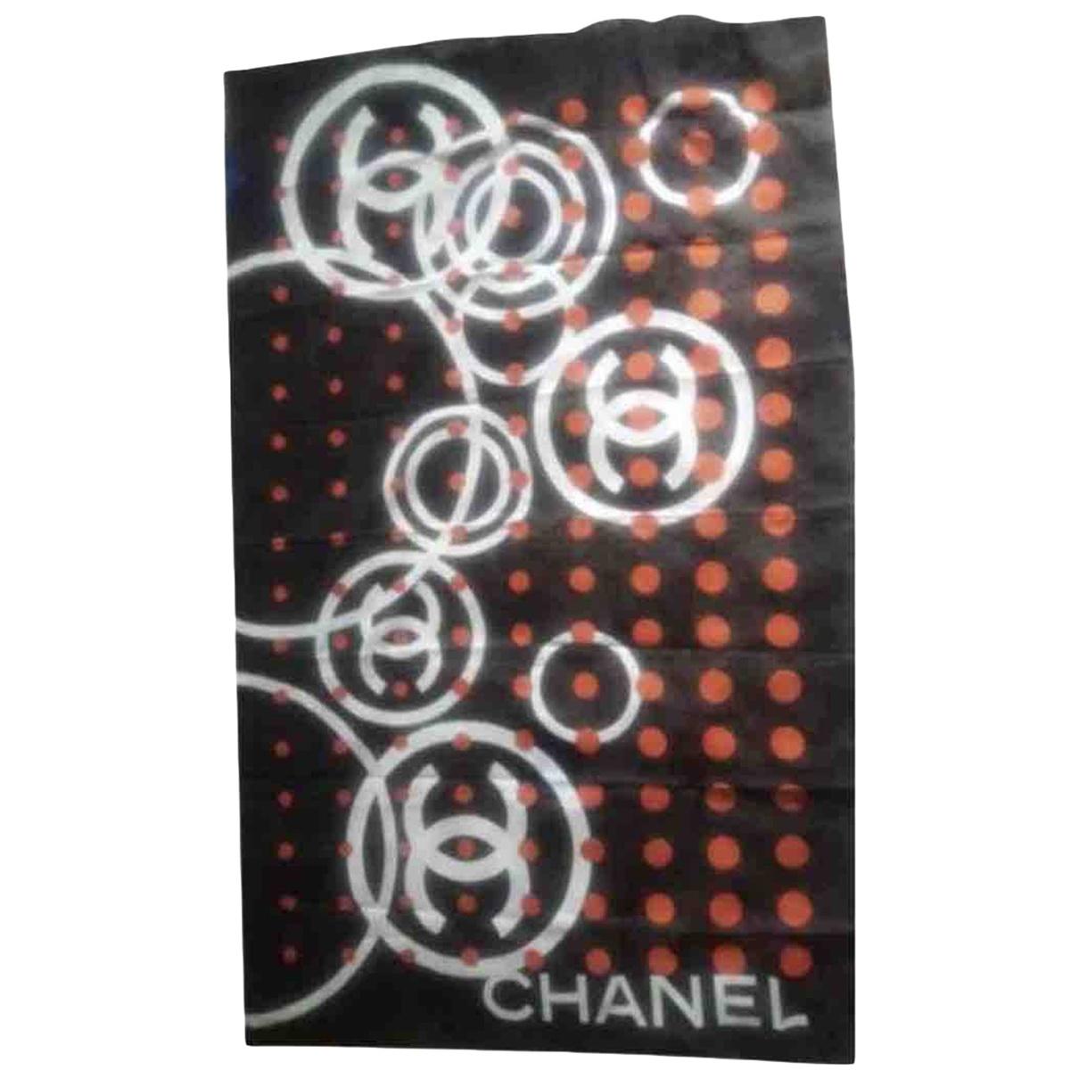 Chanel \N Multicolour Cotton scarf for Women \N