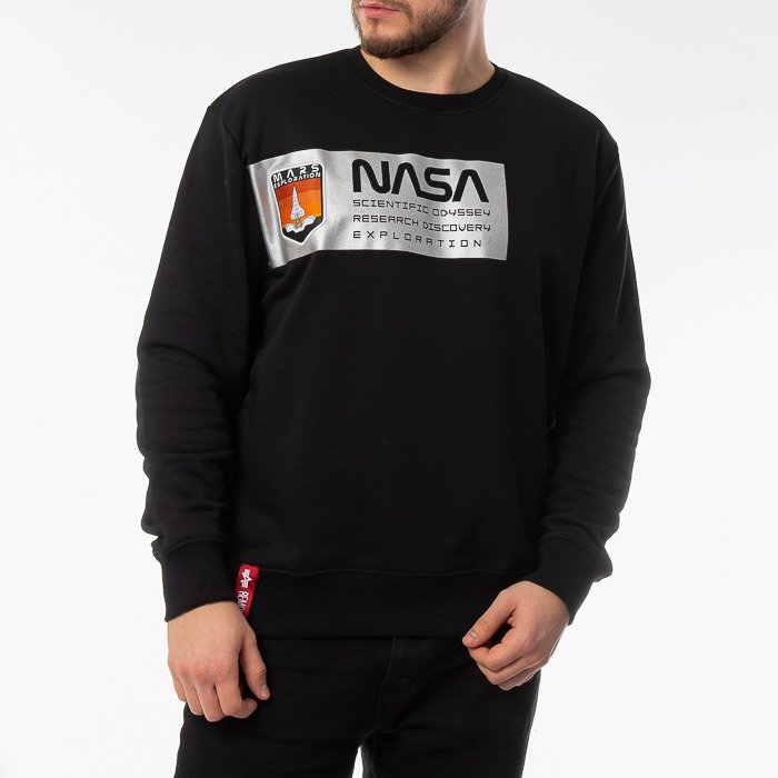 Alpha Industries Mars Reflective Sweater 126331 03