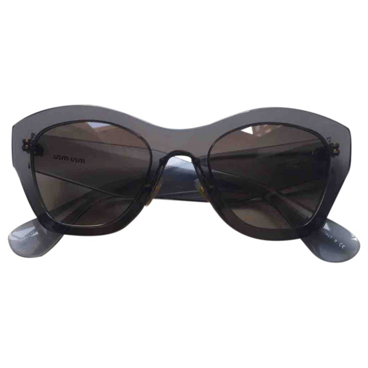 Miu Miu \N Purple Sunglasses for Women \N