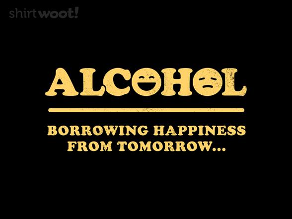 Alcohol T Shirt
