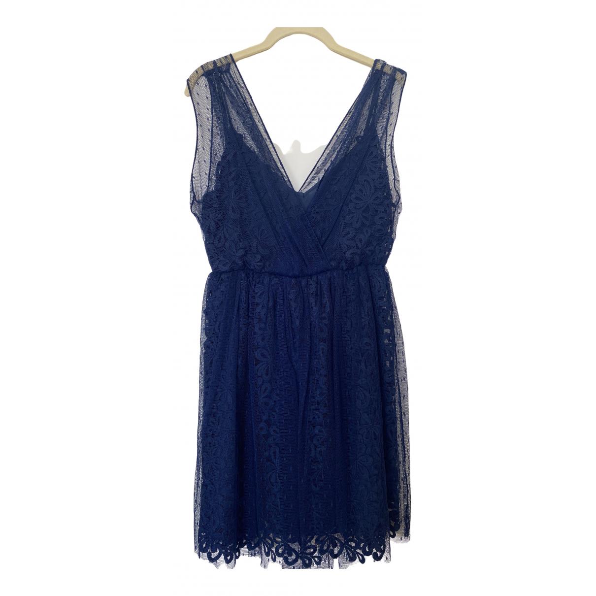 Ermanno Scervino - Robe   pour femme - bleu