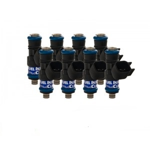 Fuel Injector Clinic IS303-0660H 660cc (72 lbs/hr at OE 58 PSI fuel pressure) Injector Set (High-Z)