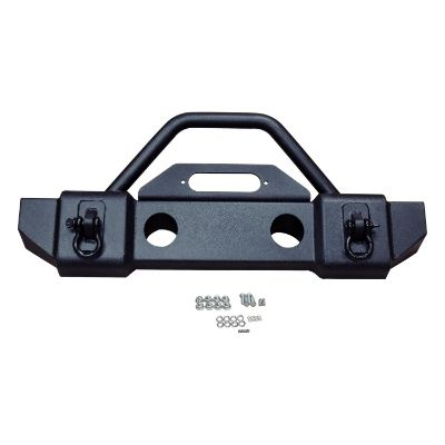 RT Off-Road Stubby Front Recovery Bumper - RT20040