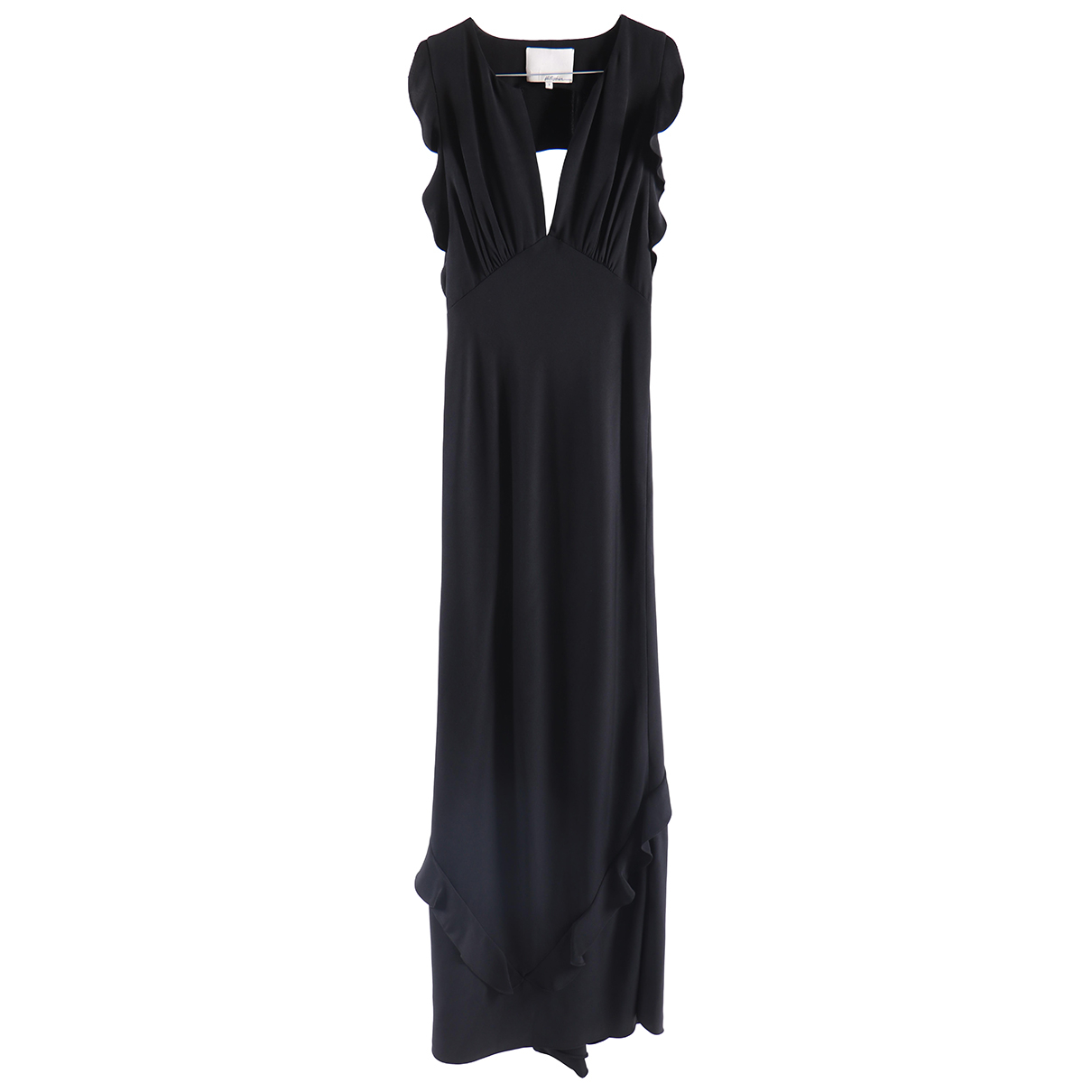 3.1 Phillip Lim N Black Silk dress for Women 2 0-5