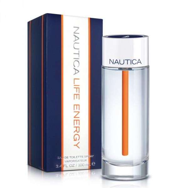 Nautica - Nautica Life Energy : Eau de Toilette Spray 3.4 Oz / 100 ml