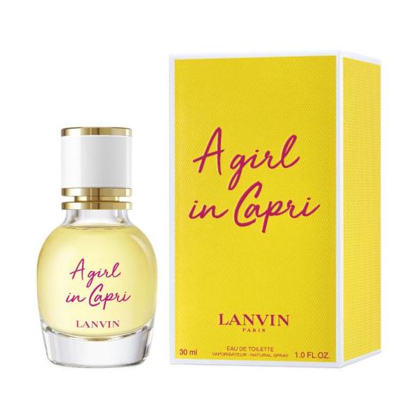 A Girl In Capri - Lanvin Eau de toilette en espray 30 ml