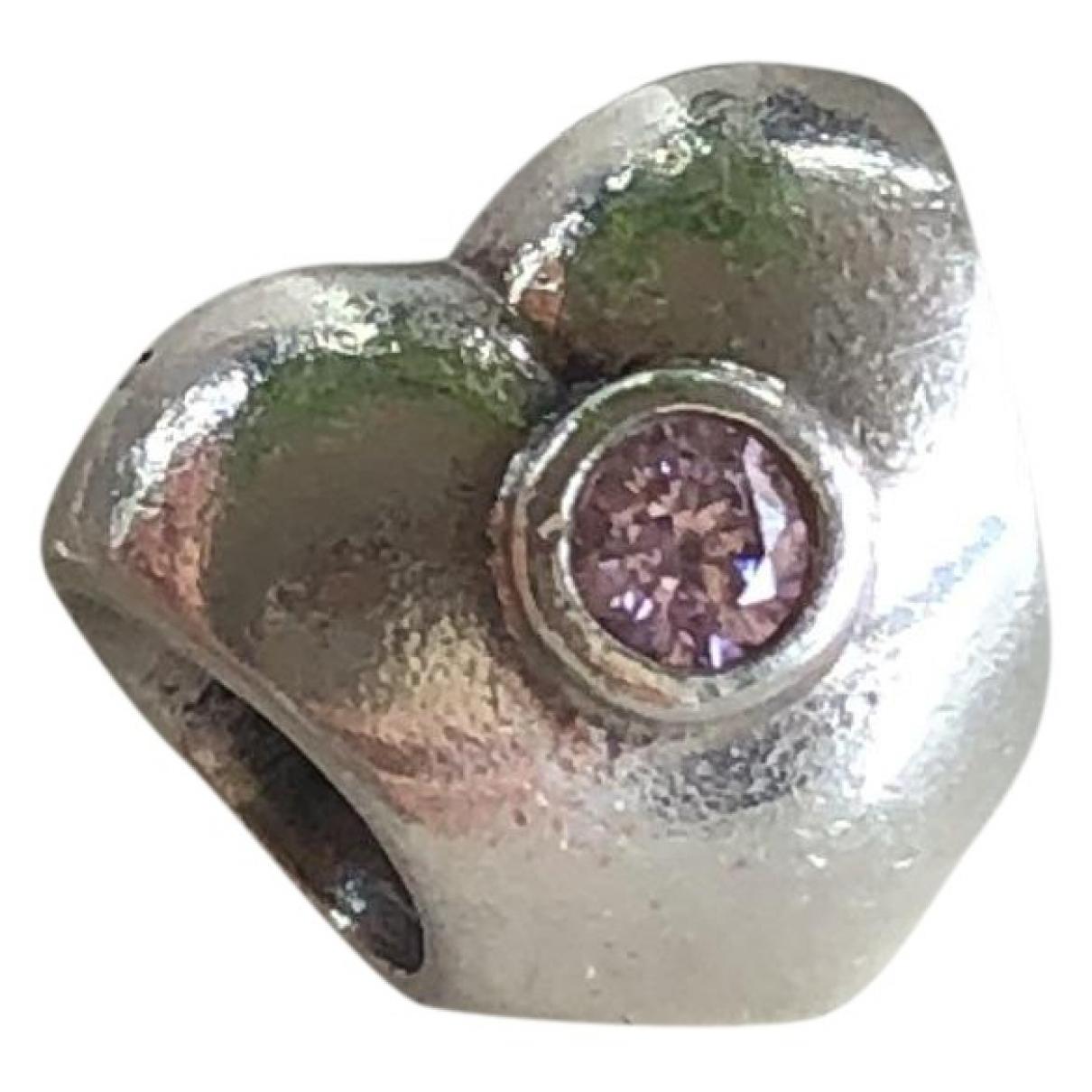 Pandora - Pendentif   pour femme en argent - rose