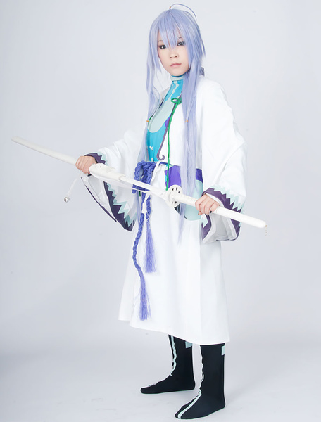 Milanoo Vocaloid Kamui Gackpoid  Cosplay Costume Halloween