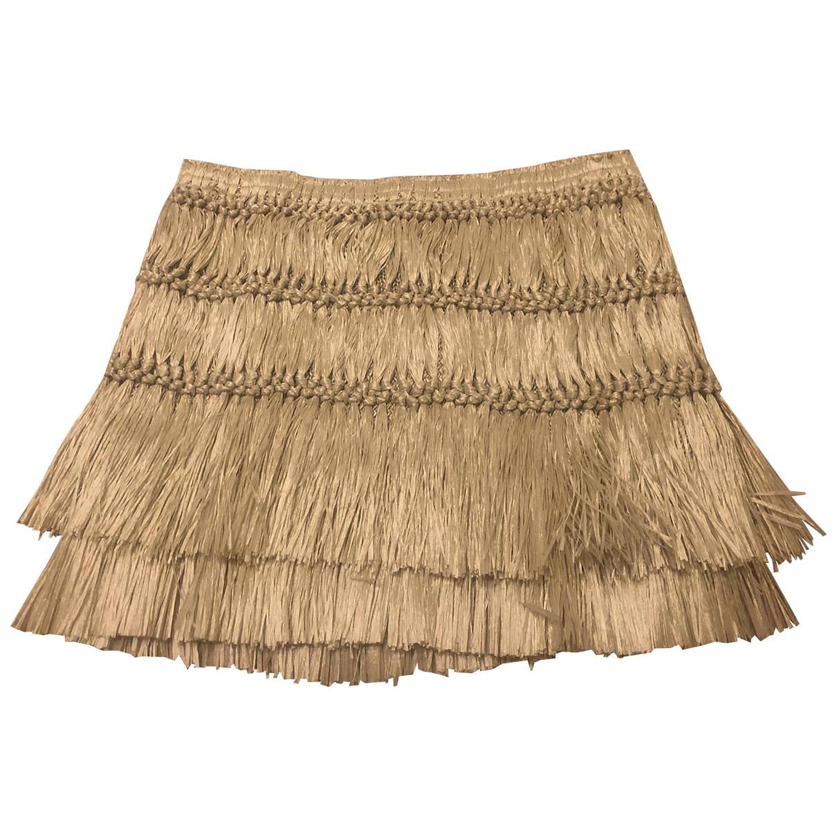 Isabel Marant \N Beige skirt for Women 38 FR
