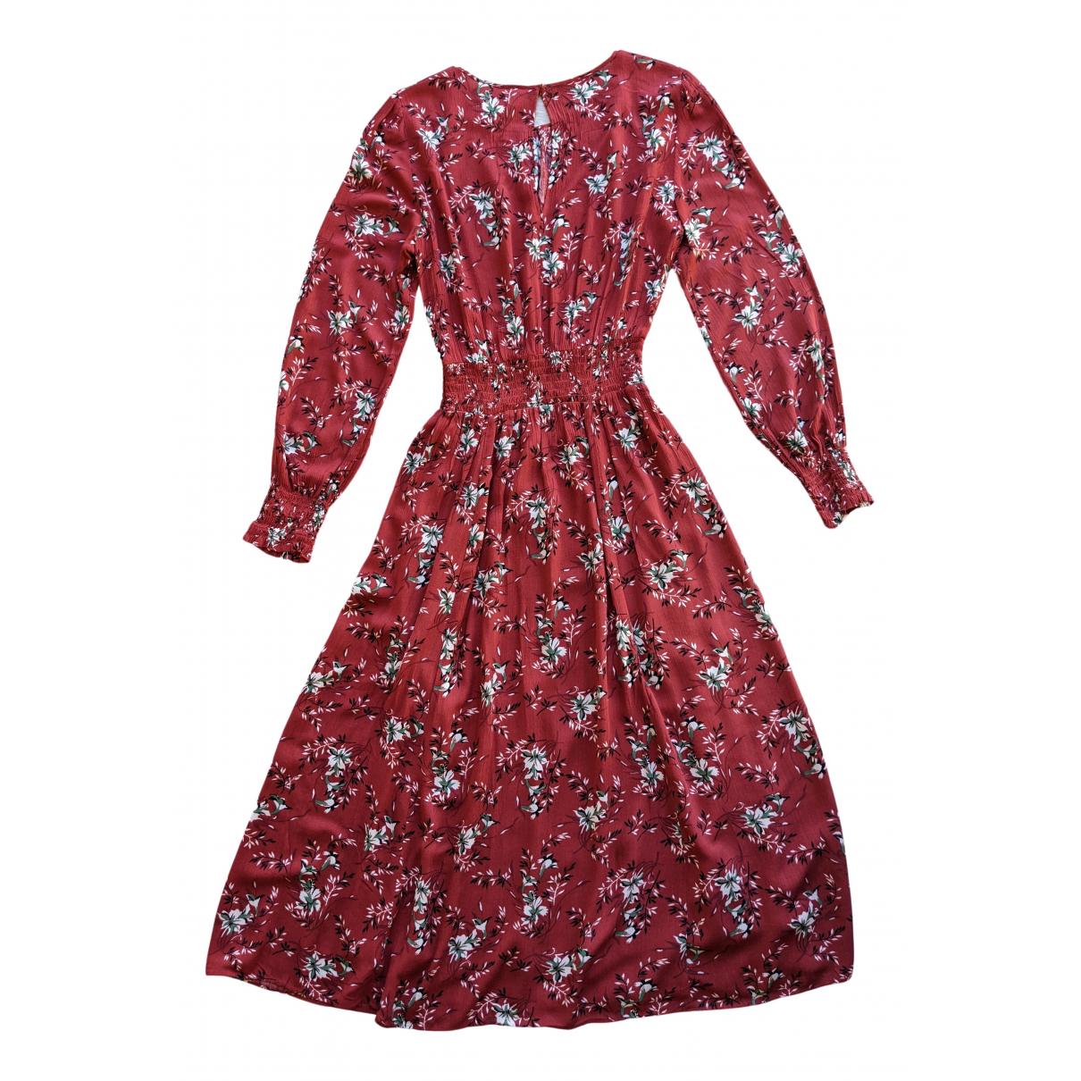 Sézane \N Red dress for Women 38 FR