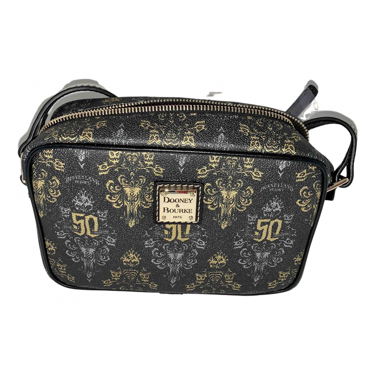 Dooney And Bourke - Sac a main   pour femme en cuir - anthracite