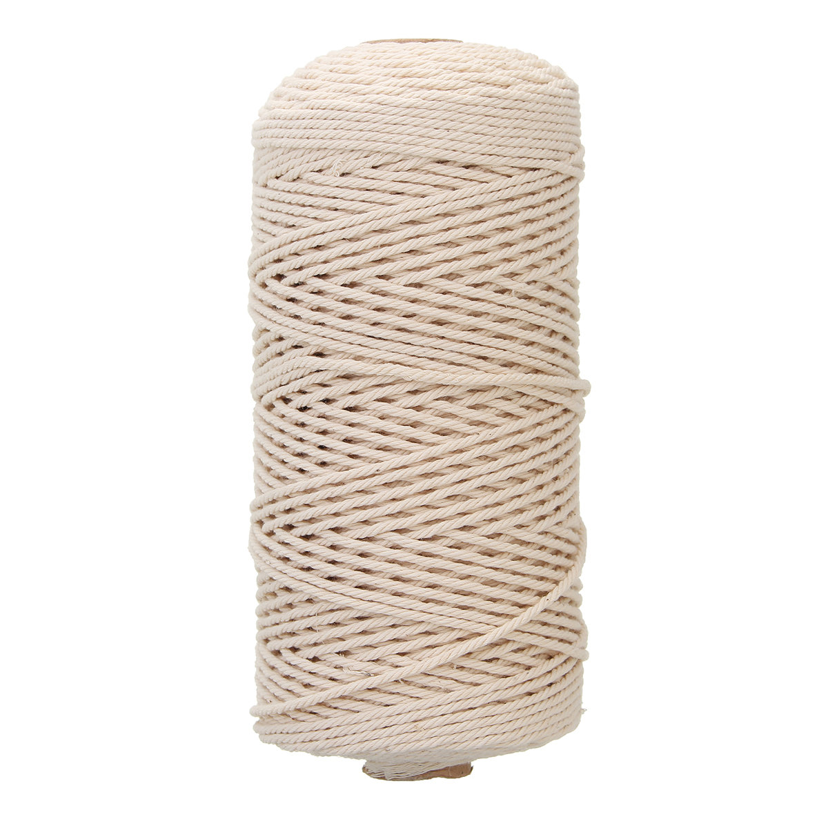 2mm 200M Macrame Cotton Rope Cord DIY Tools Strings for Home Deco Garden