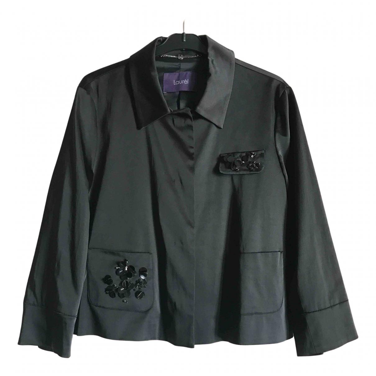Laurel N Black jacket for Women 44 IT