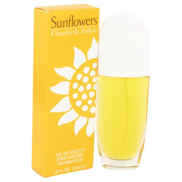 Sunflowers - Elizabeth Arden Eau de toilette en espray 30 ML