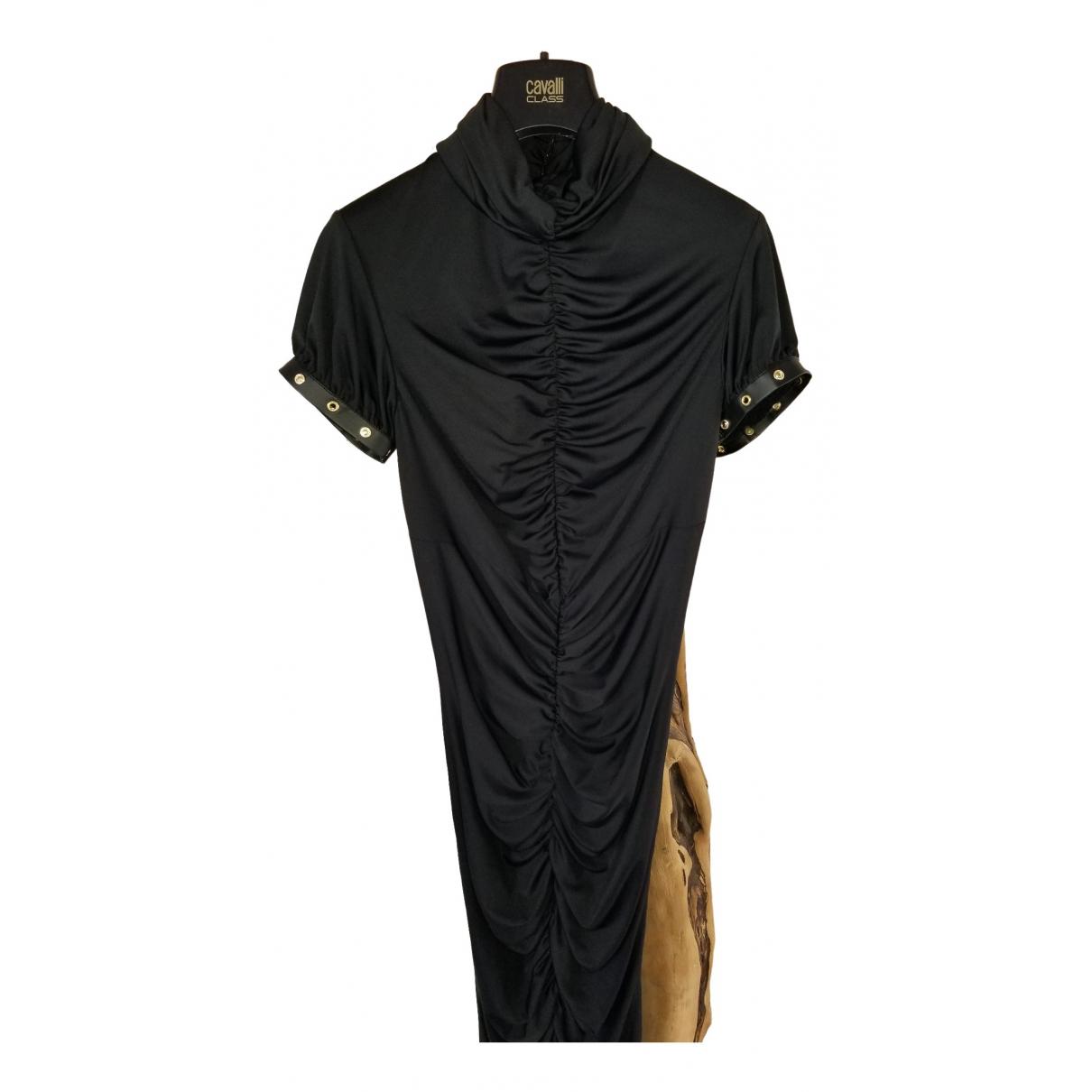 Roberto Cavalli \N Black dress for Women 42 IT