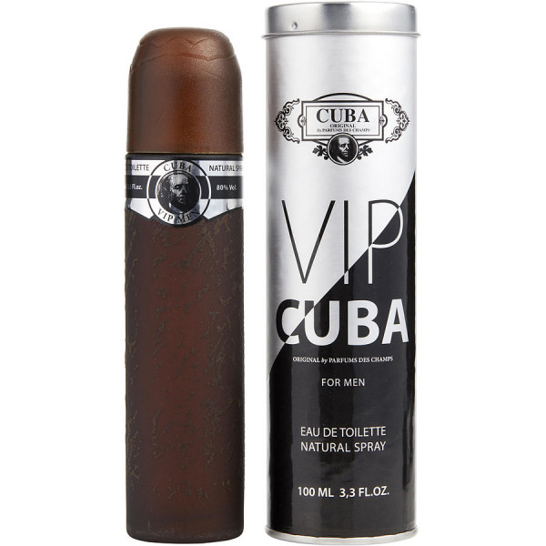 Cuba Vip - Fragluxe Eau de Toilette Spray 100 ml