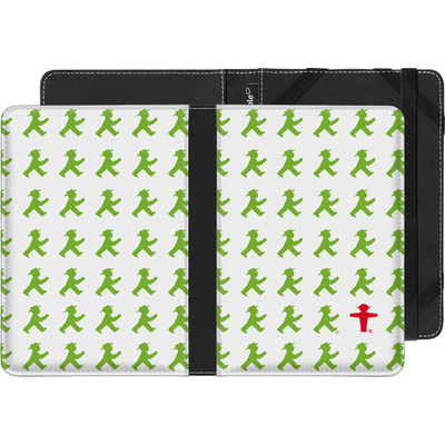 TrekStor eReader Pyrus eBook Reader Huelle - Green AMPELMANN Pattern von AMPELMANN