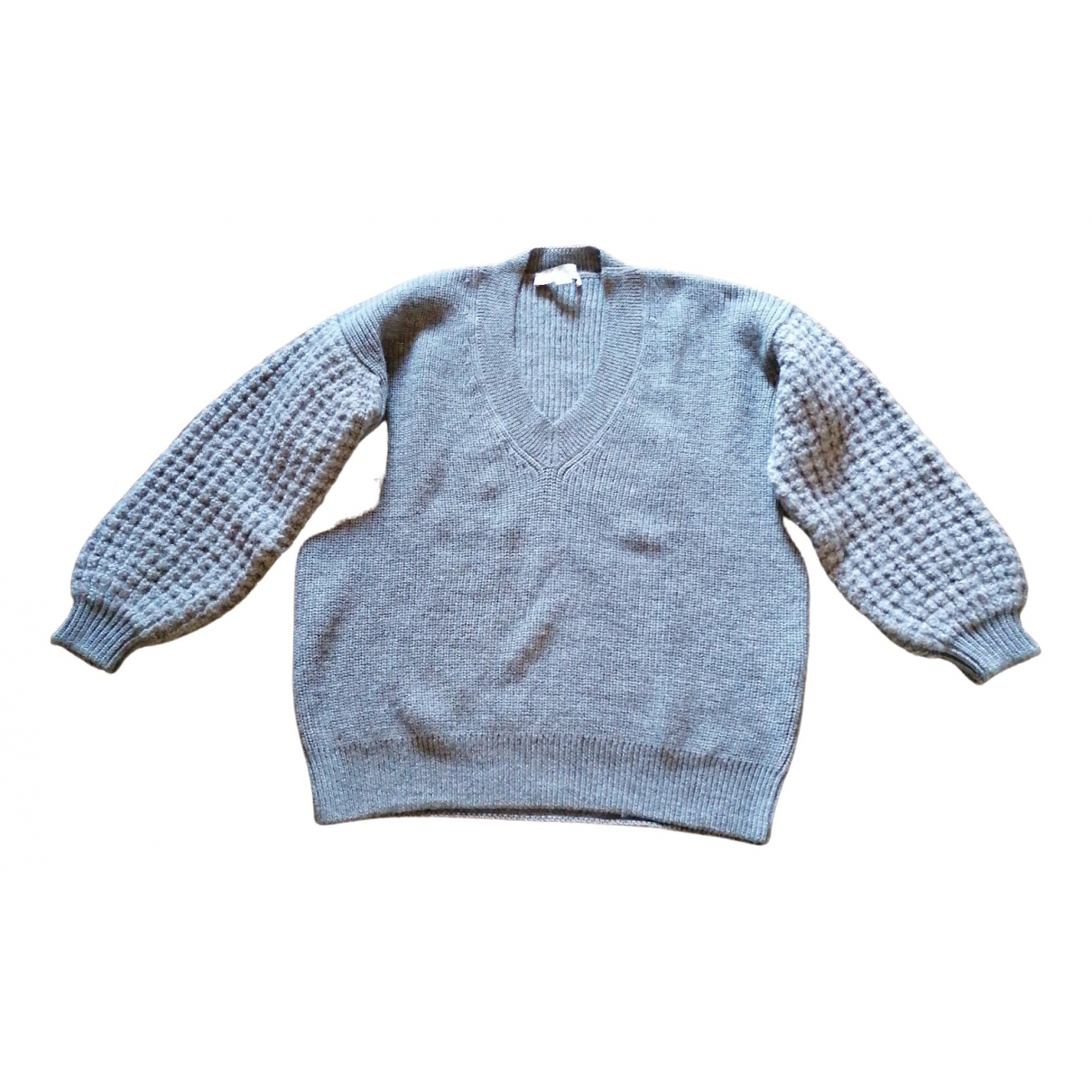Stella Mccartney \N Grey Cashmere Knitwear for Women M International