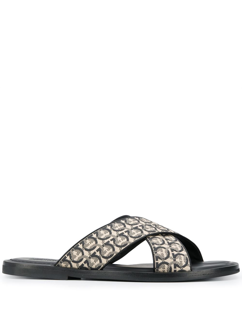 Sion Leather Sandals