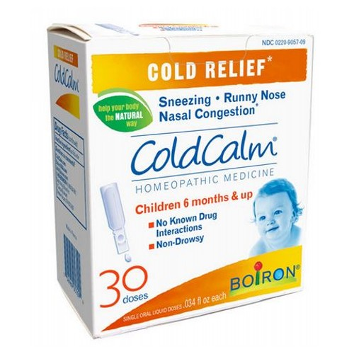 Coldcalm Liquid 30 Dose by Boiron
