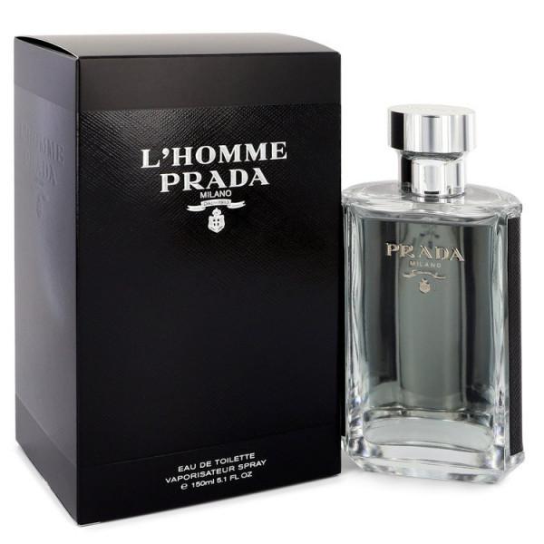 LHomme - Prada Eau de Toilette Spray 150 ml