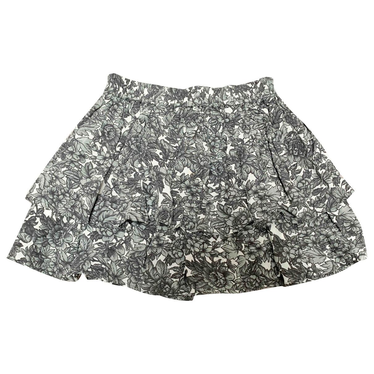 Ganni \N White skirt for Women XS International