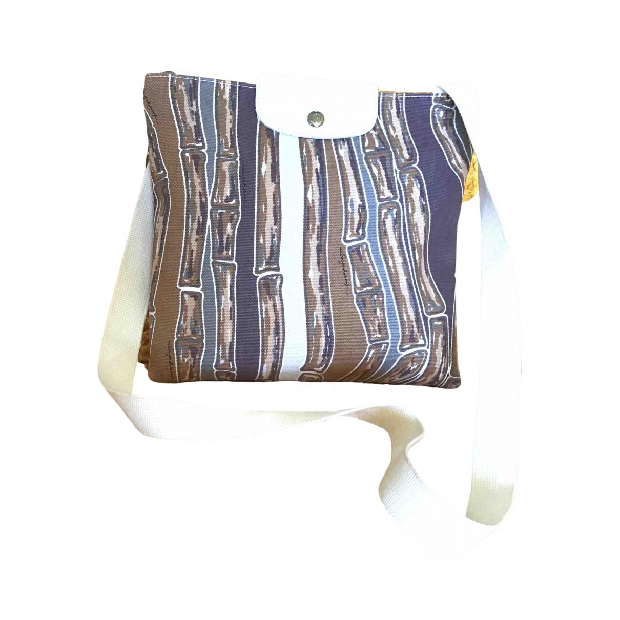 Longchamp \N Multicolour Cloth handbag for Women \N