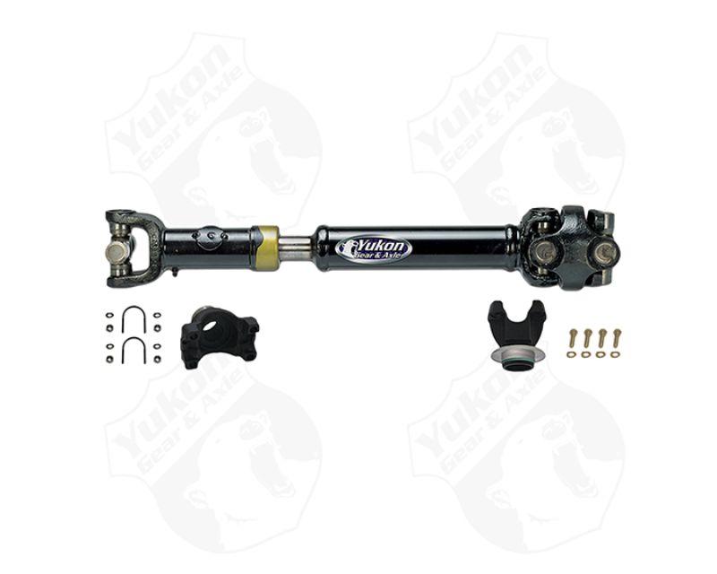 Yukon Gear & Axle YDS009 Yukon Heavy Duty Driveshaft For 12-17 JK Rear 4 Door W/ A/T
