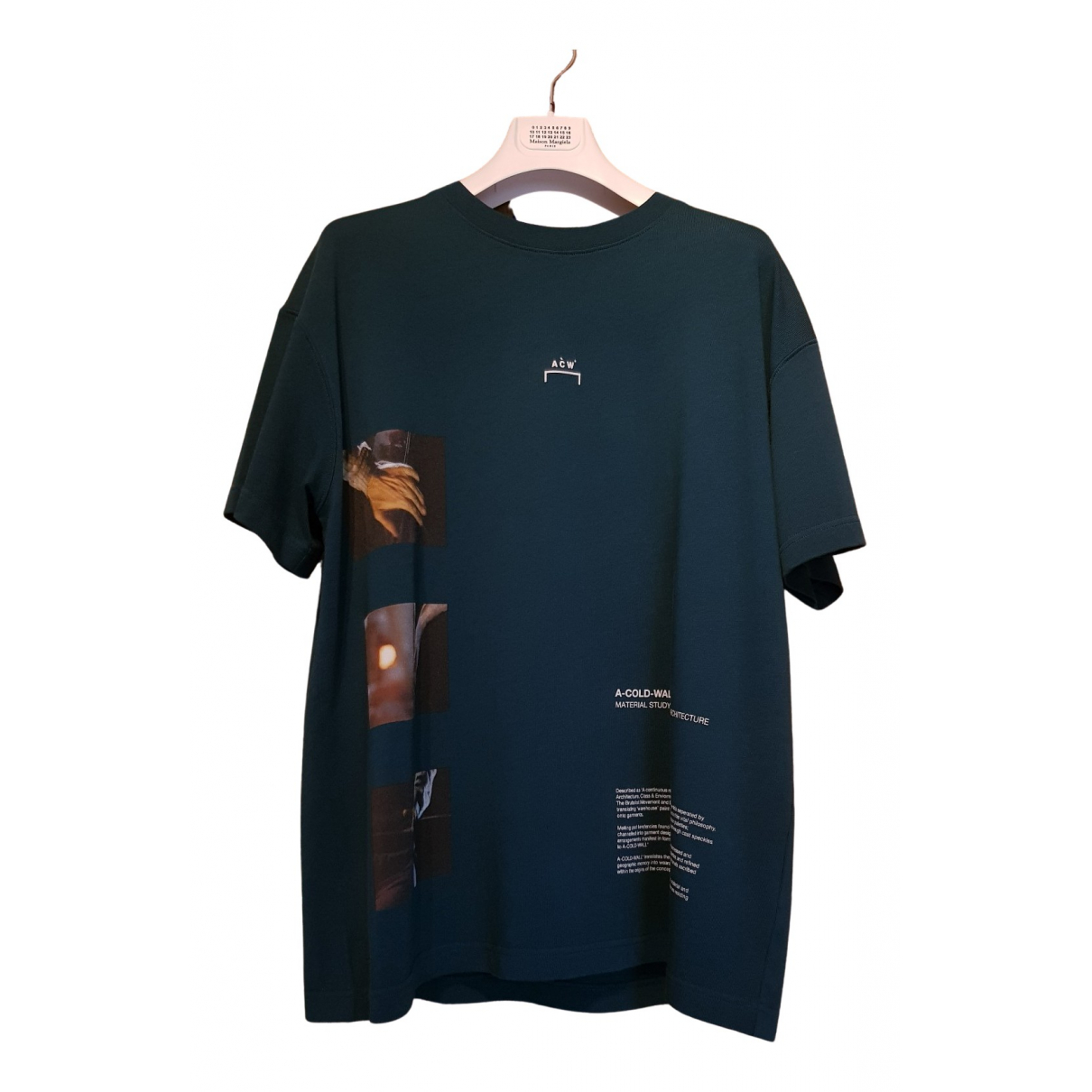 Camiseta A-cold-wall