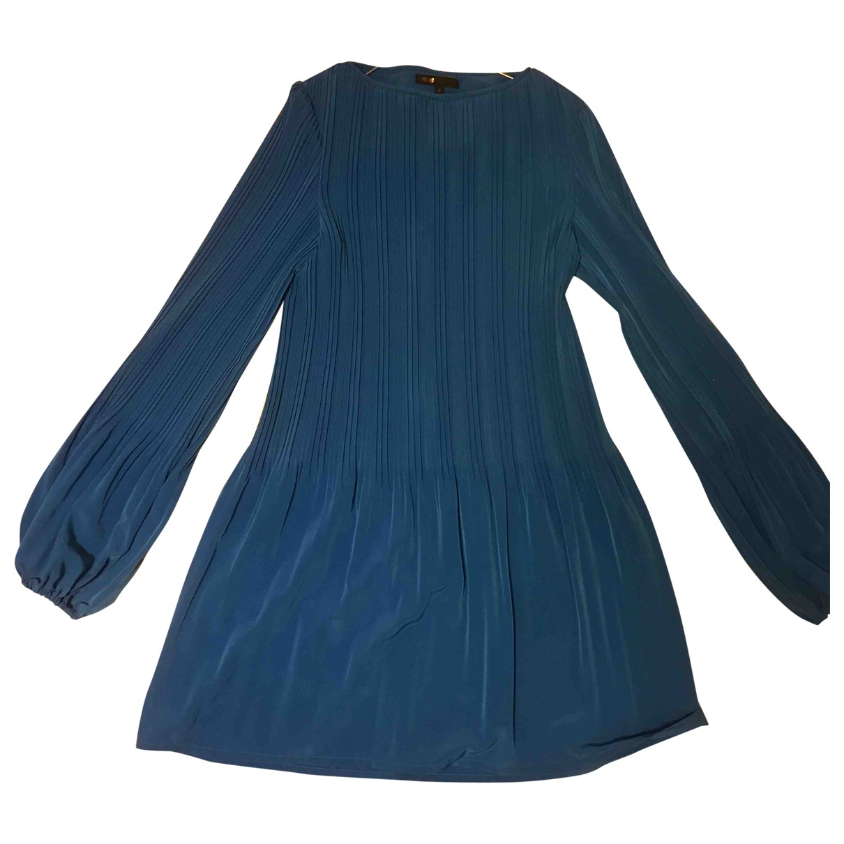 Maje \N Blue dress for Women 36 FR