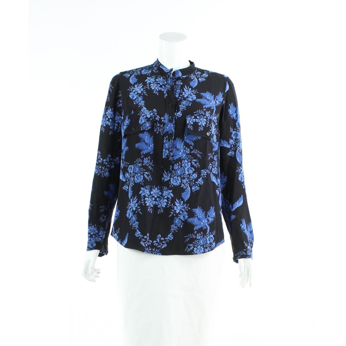 Stella Mccartney \N Navy Silk  top for Women 34 FR