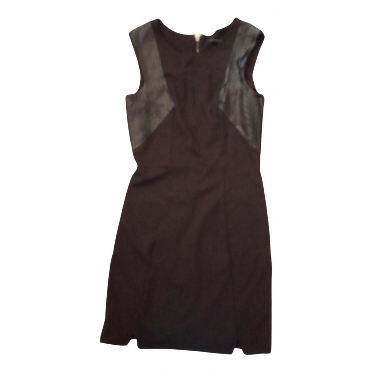 Silvian Heach \N Kleid in  Schwarz Synthetik