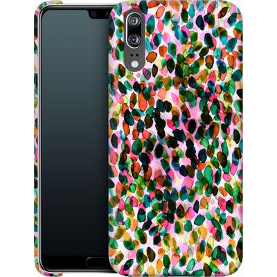 Huawei P20 Smartphone Huelle - Rainbow Drizzle von Amy Sia