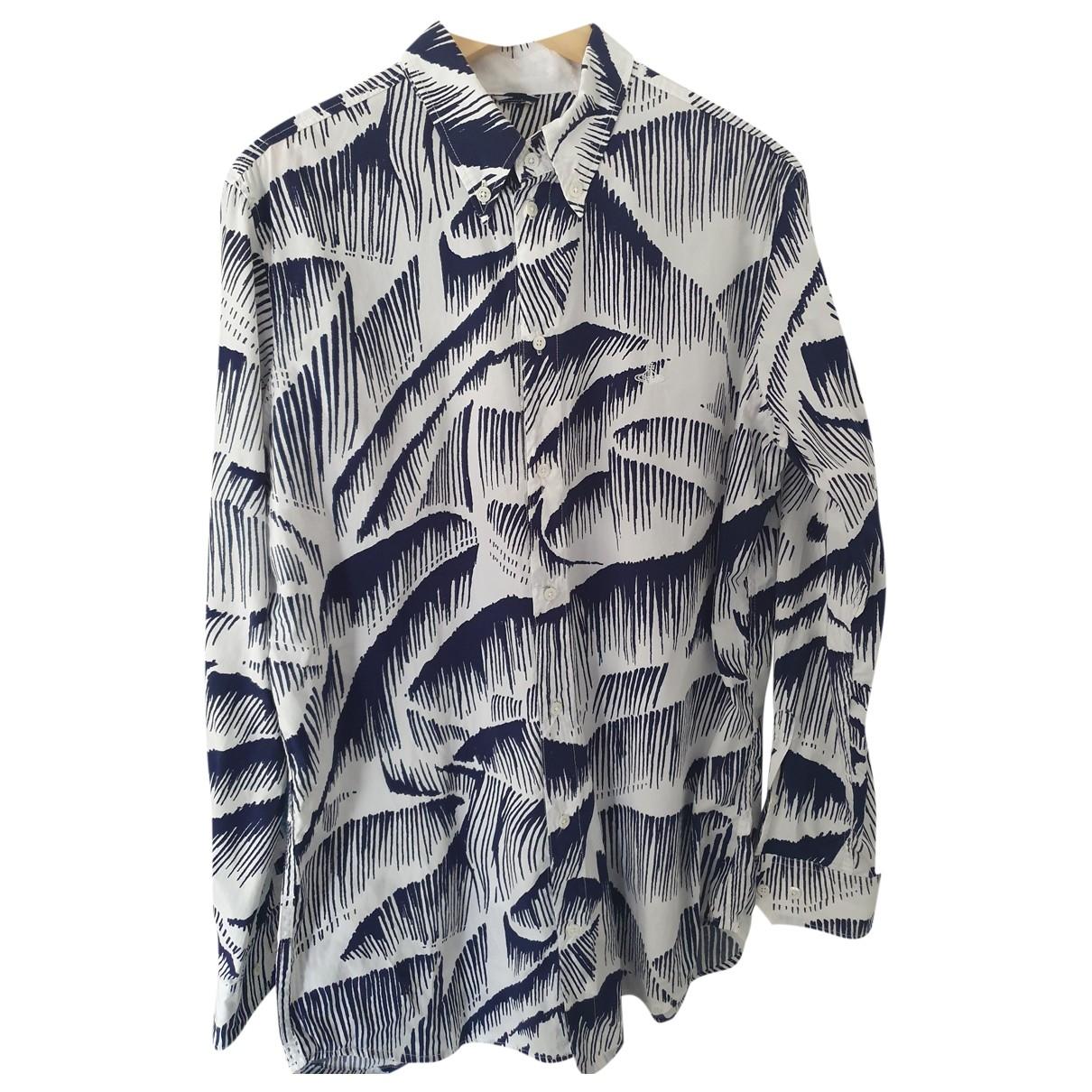 Vivienne Westwood \N Multicolour Cotton Shirts for Men XL International