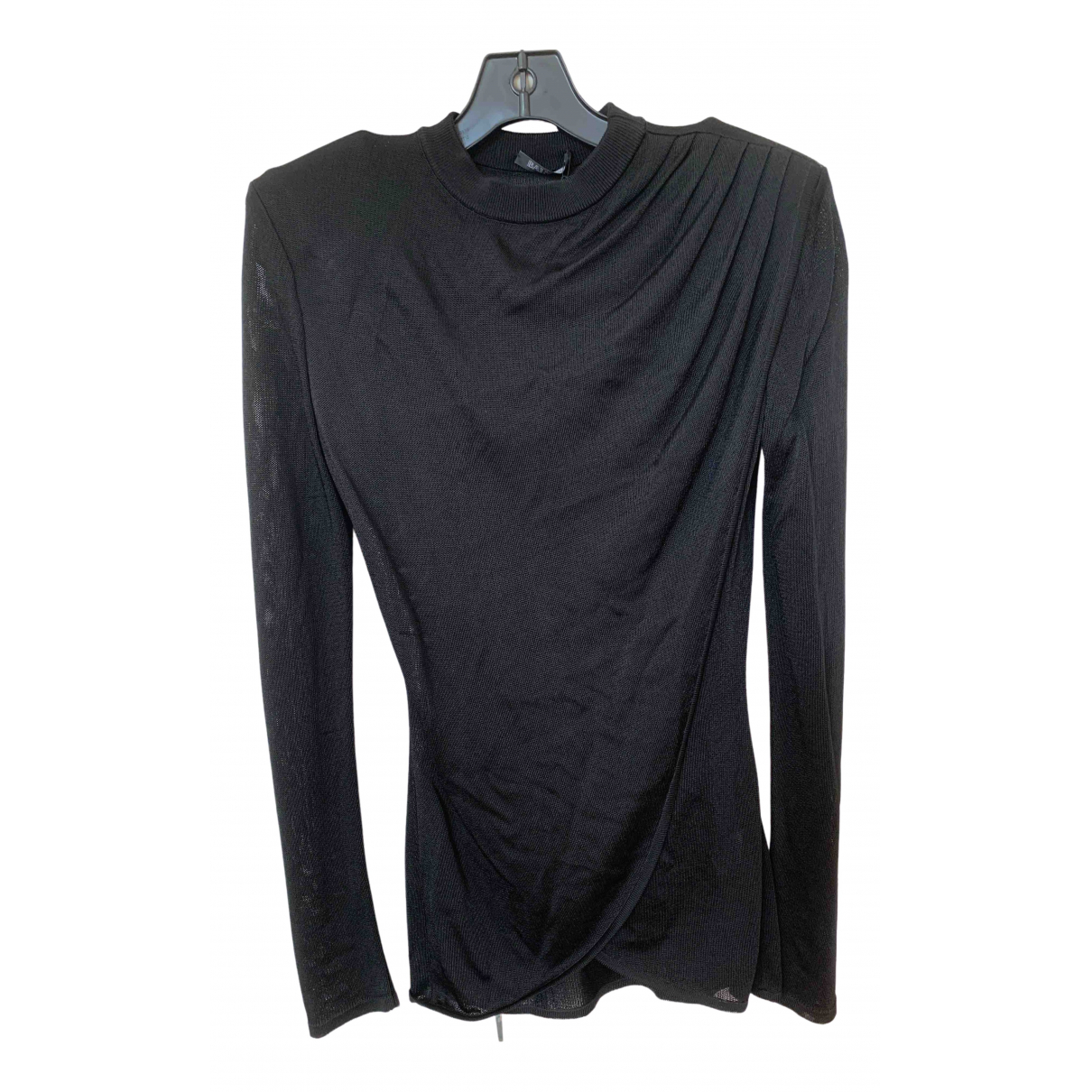 Balmain \N Black  top for Women 36 FR