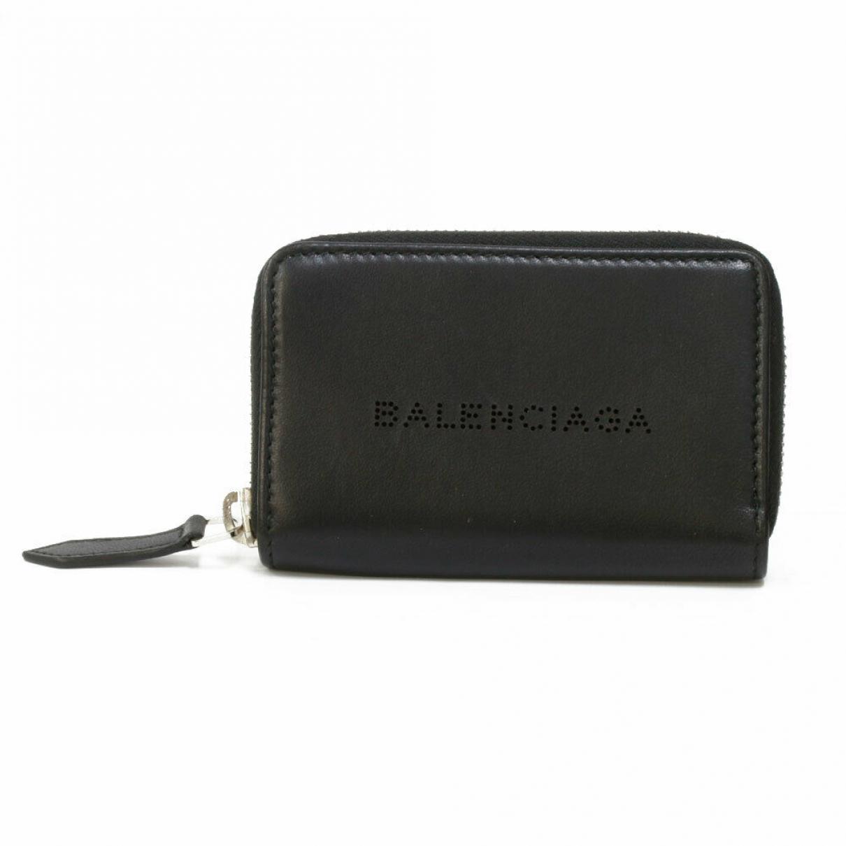 Balenciaga \N Kleinlederwaren in Leder