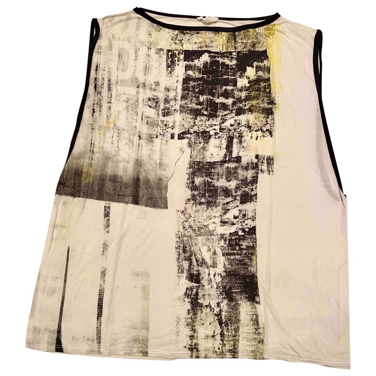 Camiseta sin mangas Helmut Lang