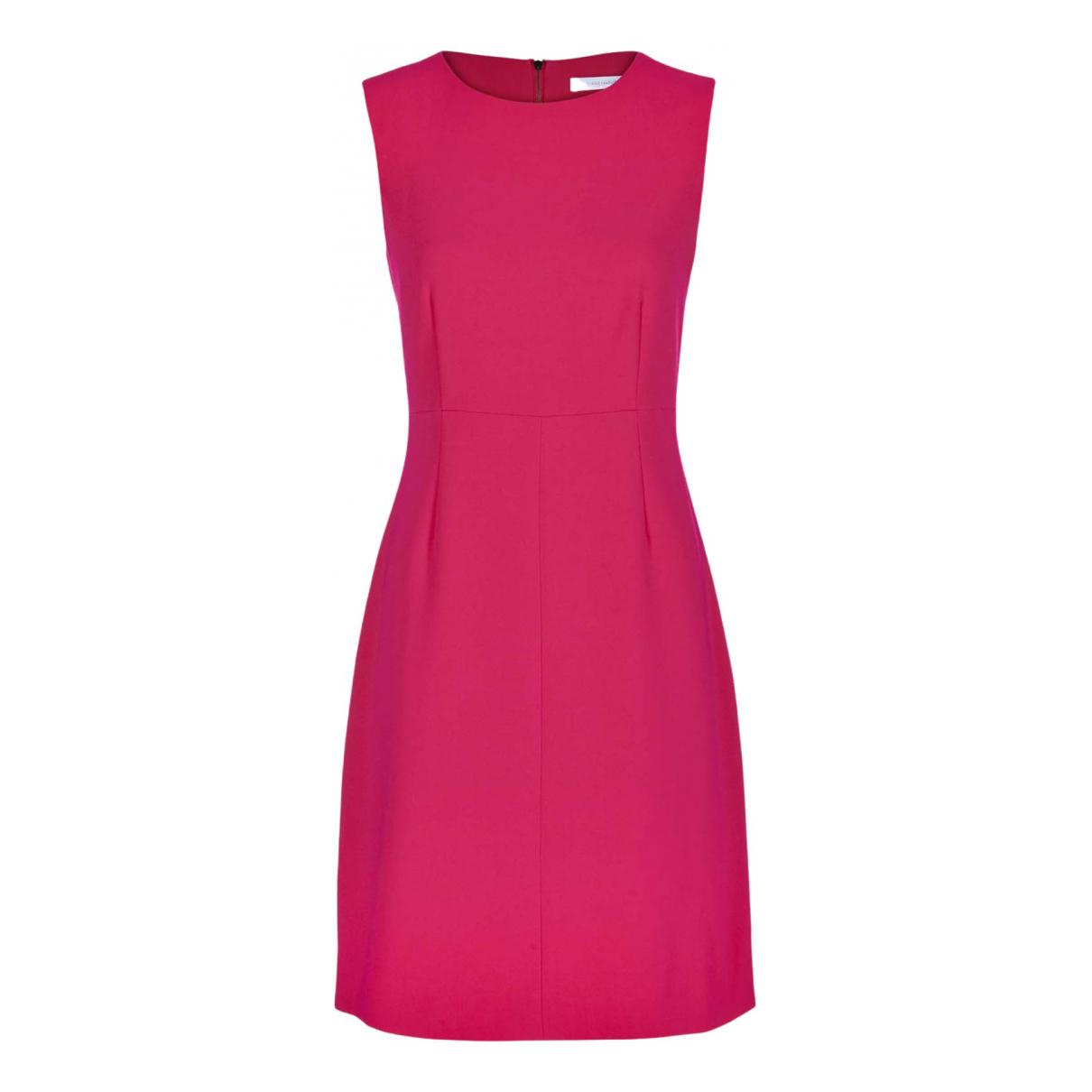 Diane Von Furstenberg N Pink Cotton dress for Women 10 UK